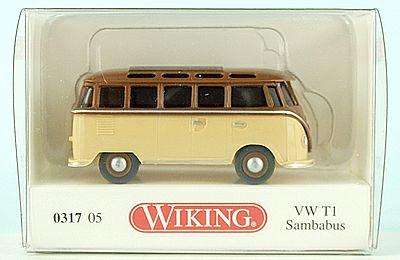 #087649 1:87 Wiking Steyr 80-verde